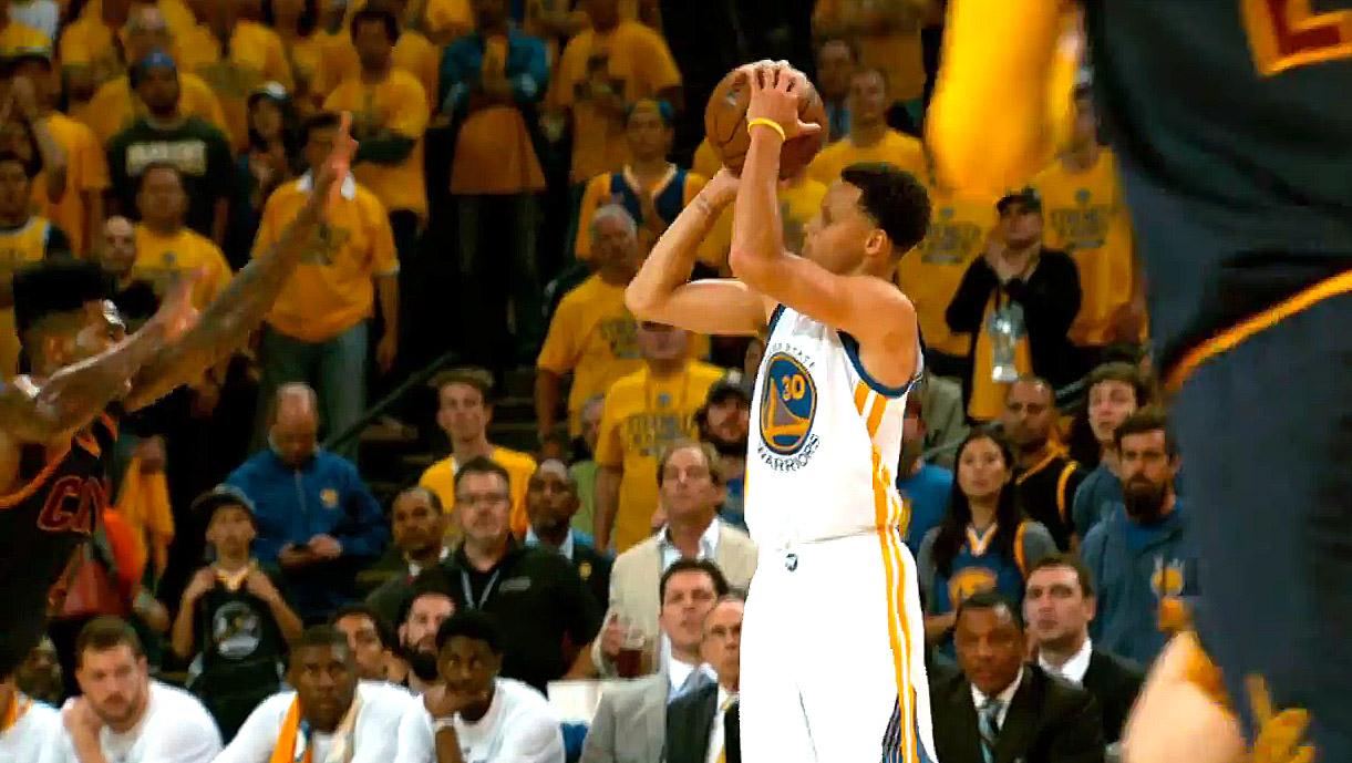 Playoffs: le top 10 de Stephen Curry