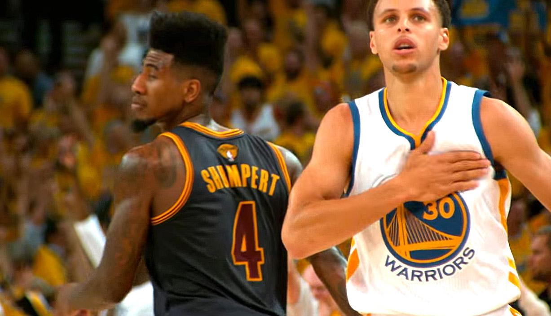 Les Cavs ne veulent laisser aucune chance à Stephen Curry