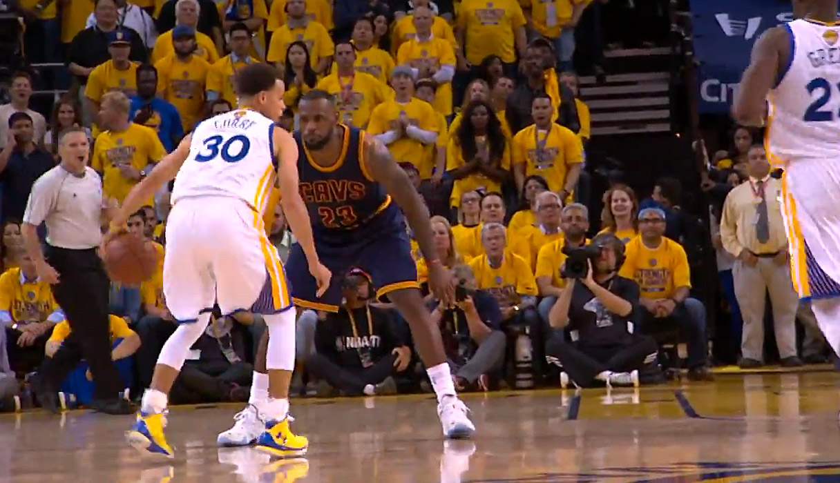 Le Clip De Promo Des Finales NBA 2016 Est Sorti