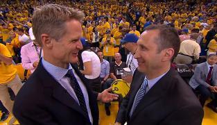 Finales NBA : Comment David Blatt a dominé tactiquement Steve Kerr