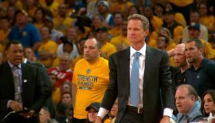 Steve Kerr devrait rester le coach des Warriors la saison prochaine