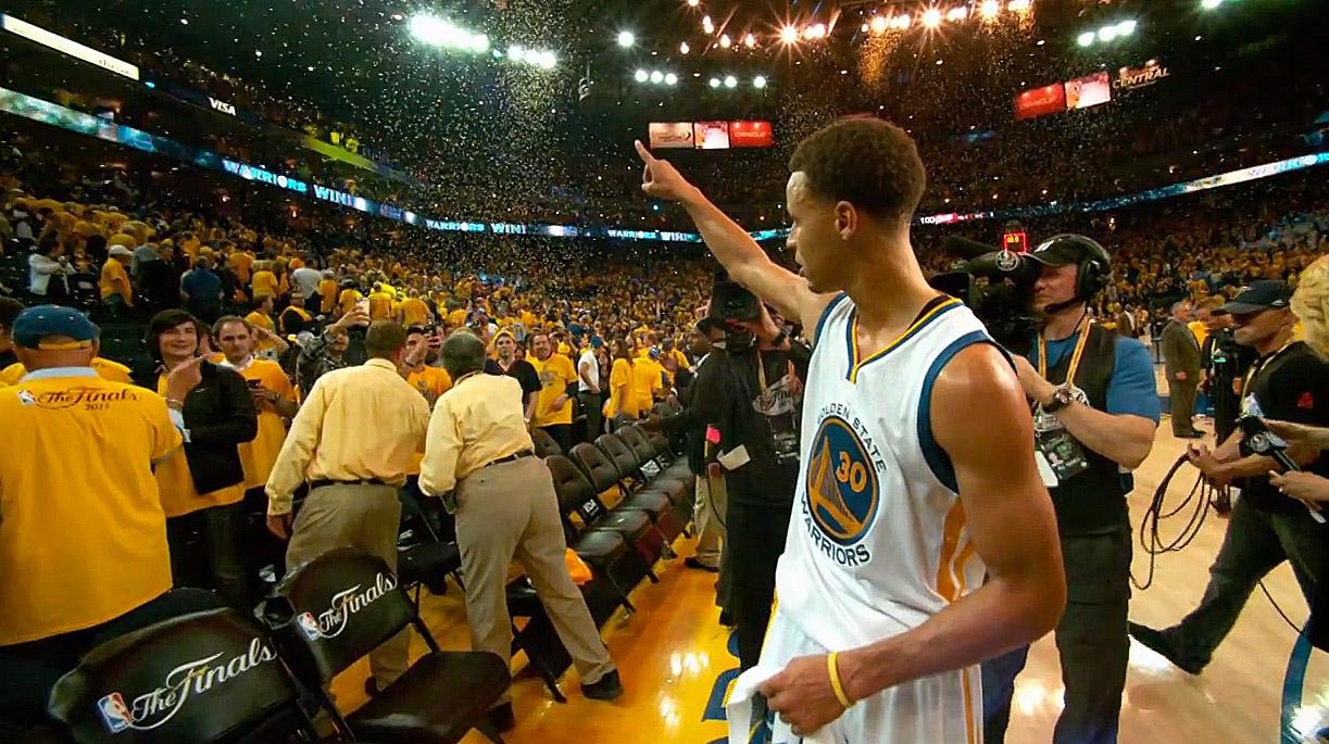 Statistique : Les Warriors vont gagner le Game 4 !