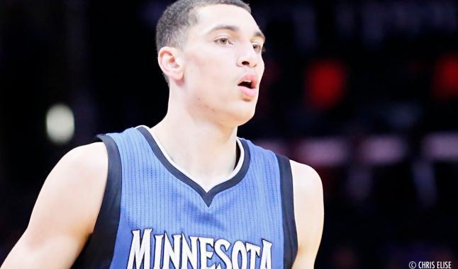Zach LaVine se sent prêt à rejouer au basket