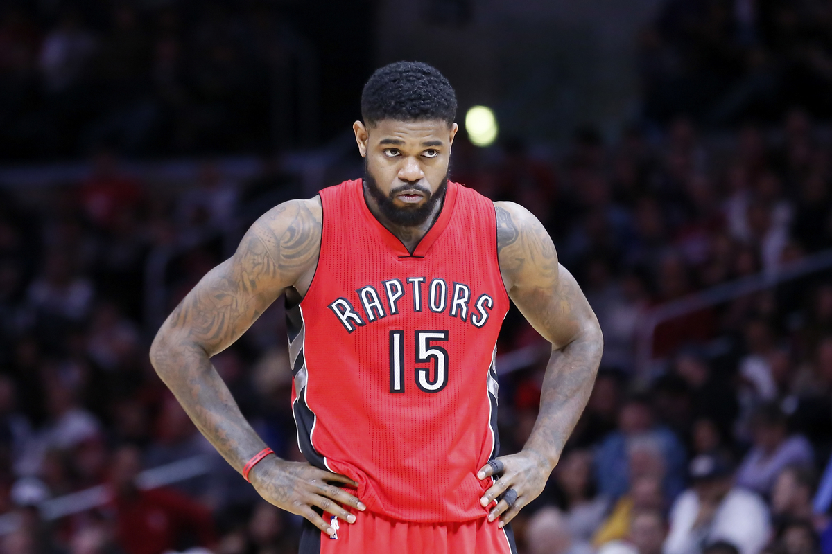 Amir Johnson aux Boston Celtics
