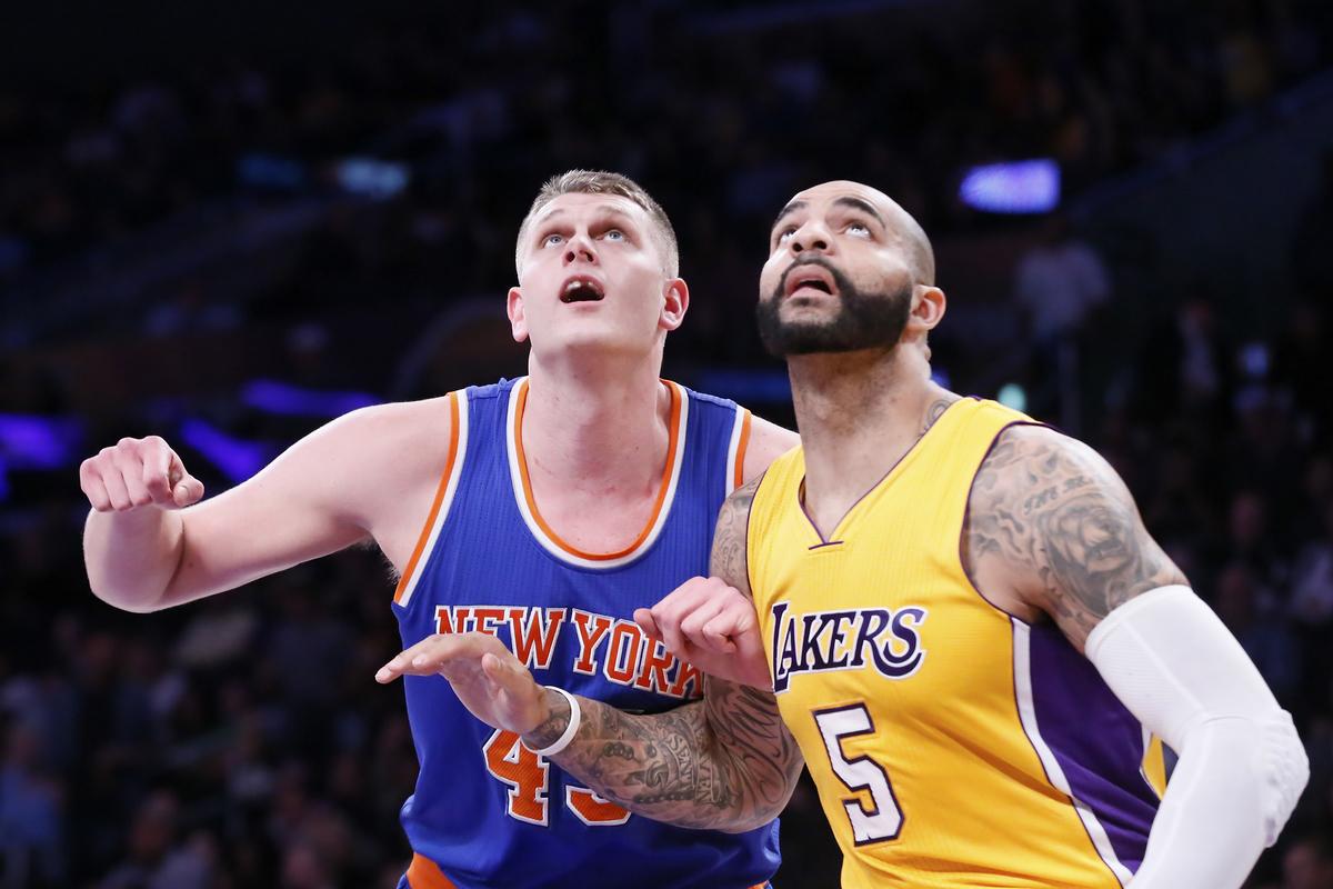 Cole Aldrich s'engage avec les Los Angeles Clippers