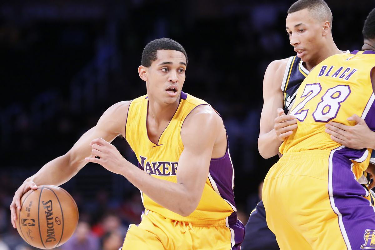 Les Lakers sont presque passés à côté de Jordan Clarkson
