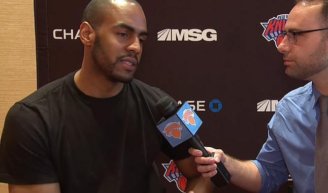 New York Knicks : Arron Afflalo en tenue la semaine prochaine ?