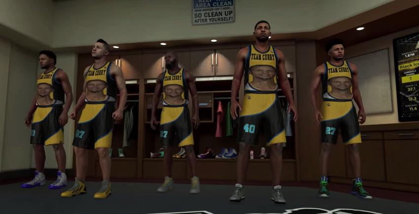 NBA2K16 : le mode 2K Pro-Am dévoilé dans un trailer