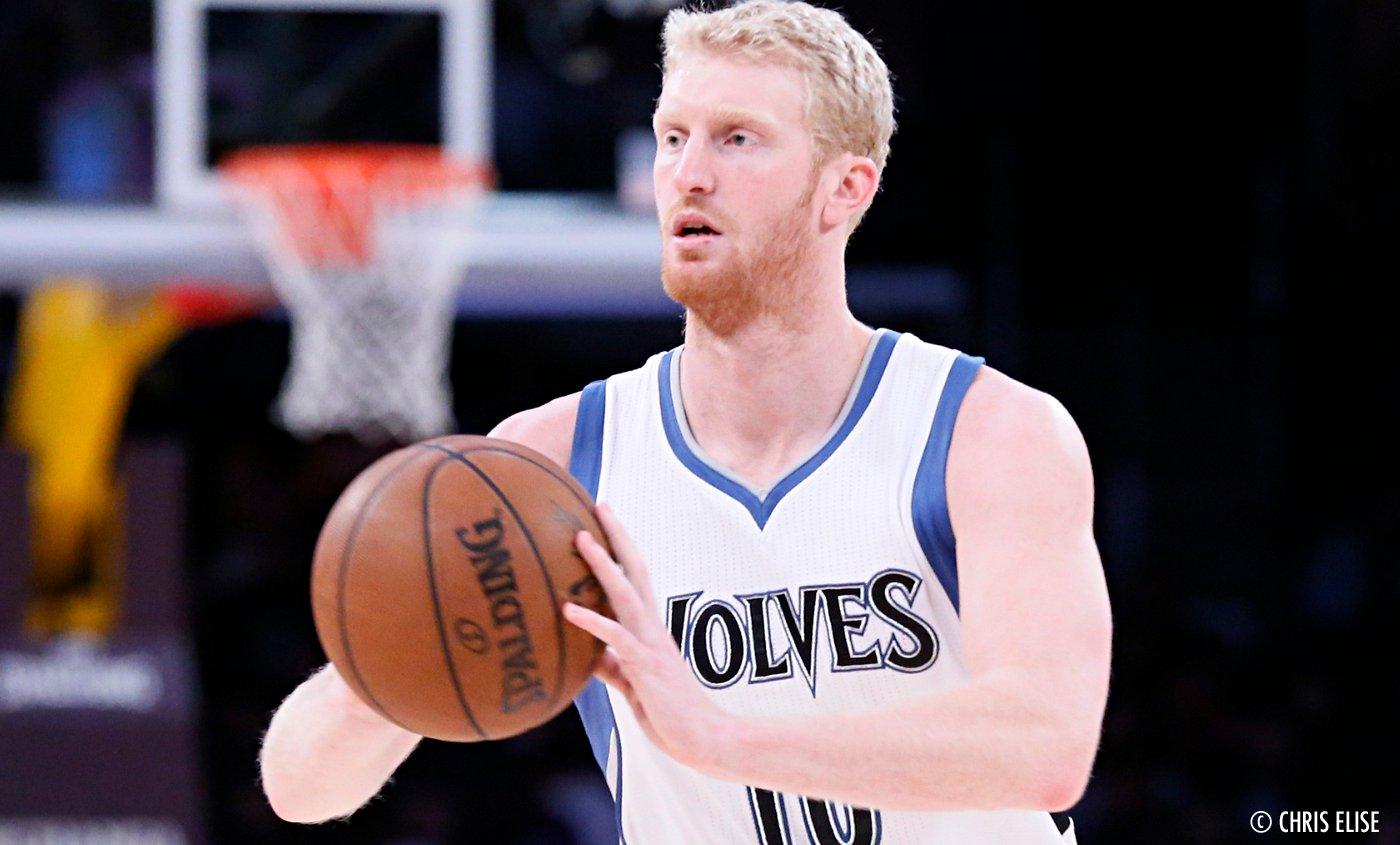 Les Wolves envoient Chase Budinger chez les Pacers