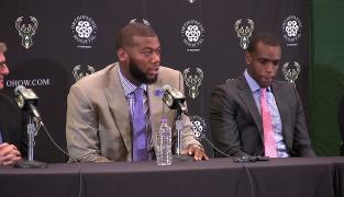 Greg Monroe active sa player option aux Milwaukee Bucks