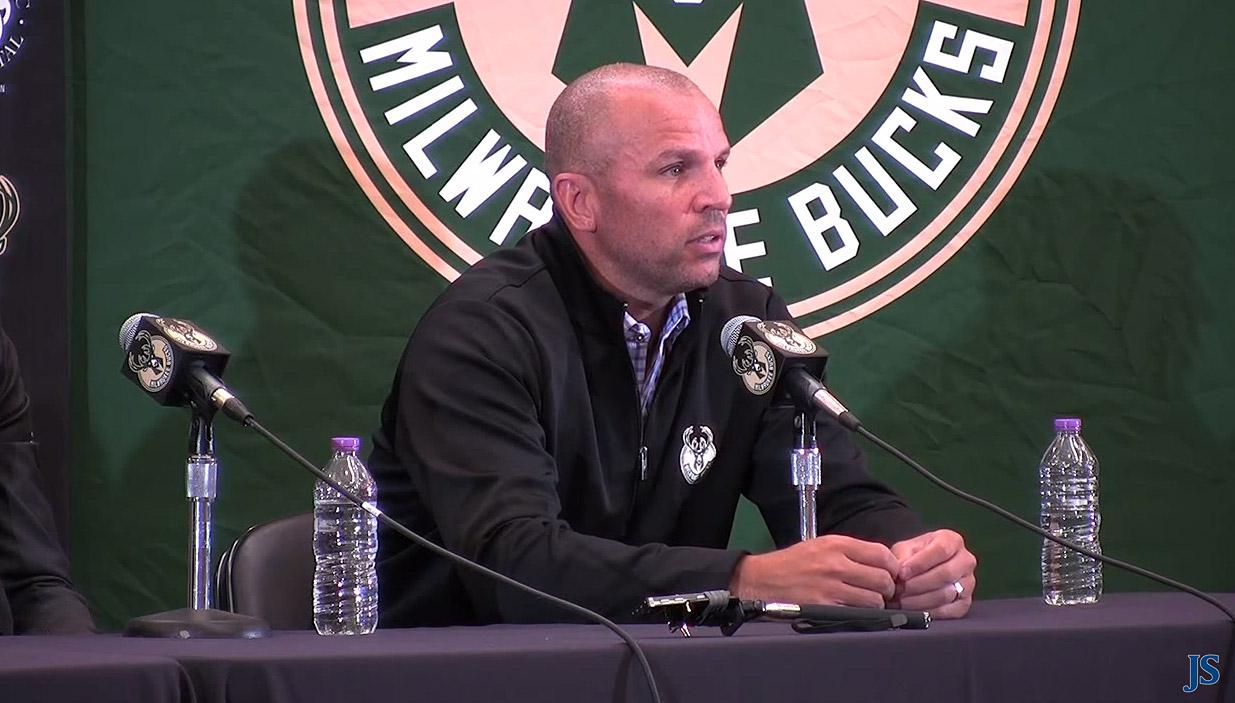 Jason Kidd, futur GM des Bucks ?