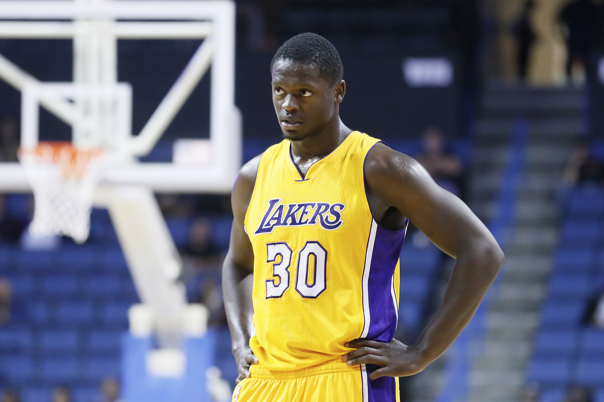 Julius Randle :