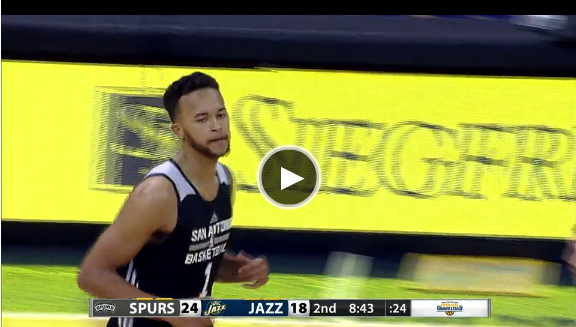 Highlights : Kyle Anderson encore au-dessus du lot
