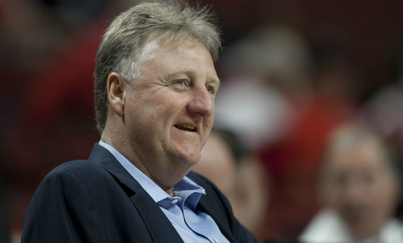 Larry Bird démissionne, il n'est plus le Président des Pacers !