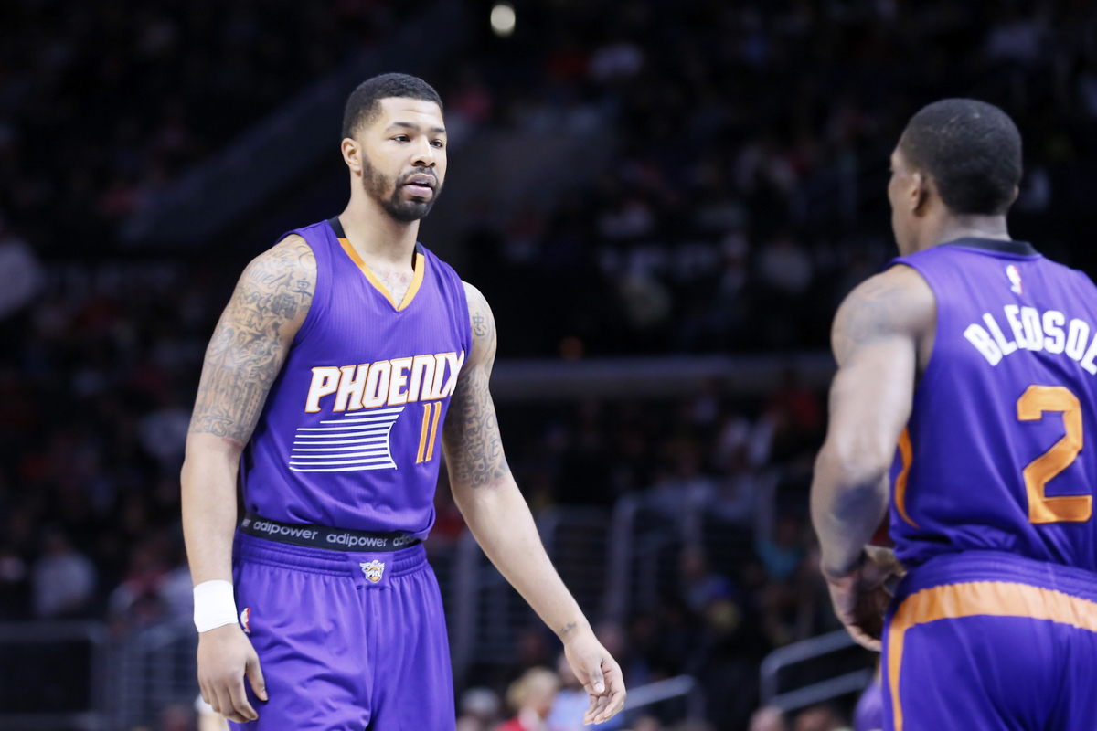 Les Phoenix Suns envoient Markieff Morris aux Washington Wizards !