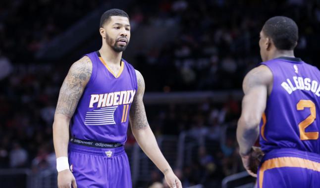 Les Phoenix Suns brisent le Utah Jazz dans la raquette