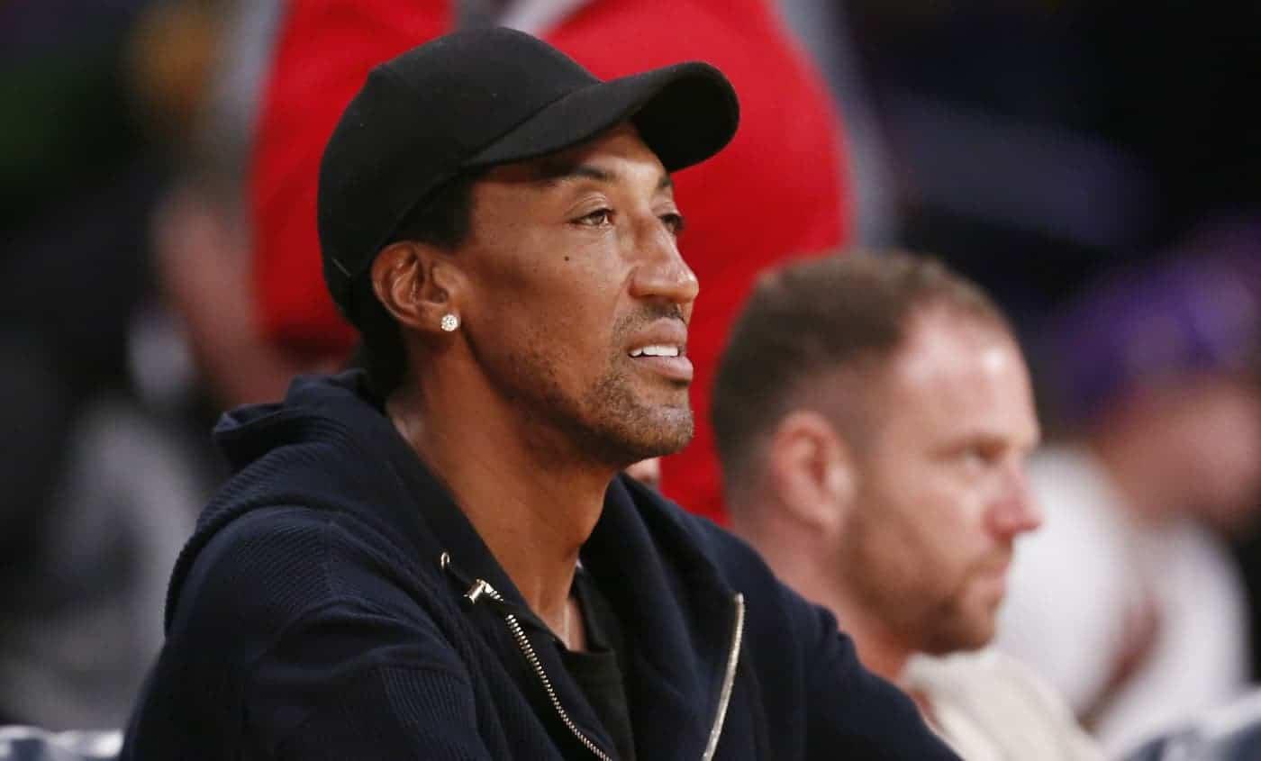 Quand Pippen a essayé de faire oublier MJ
