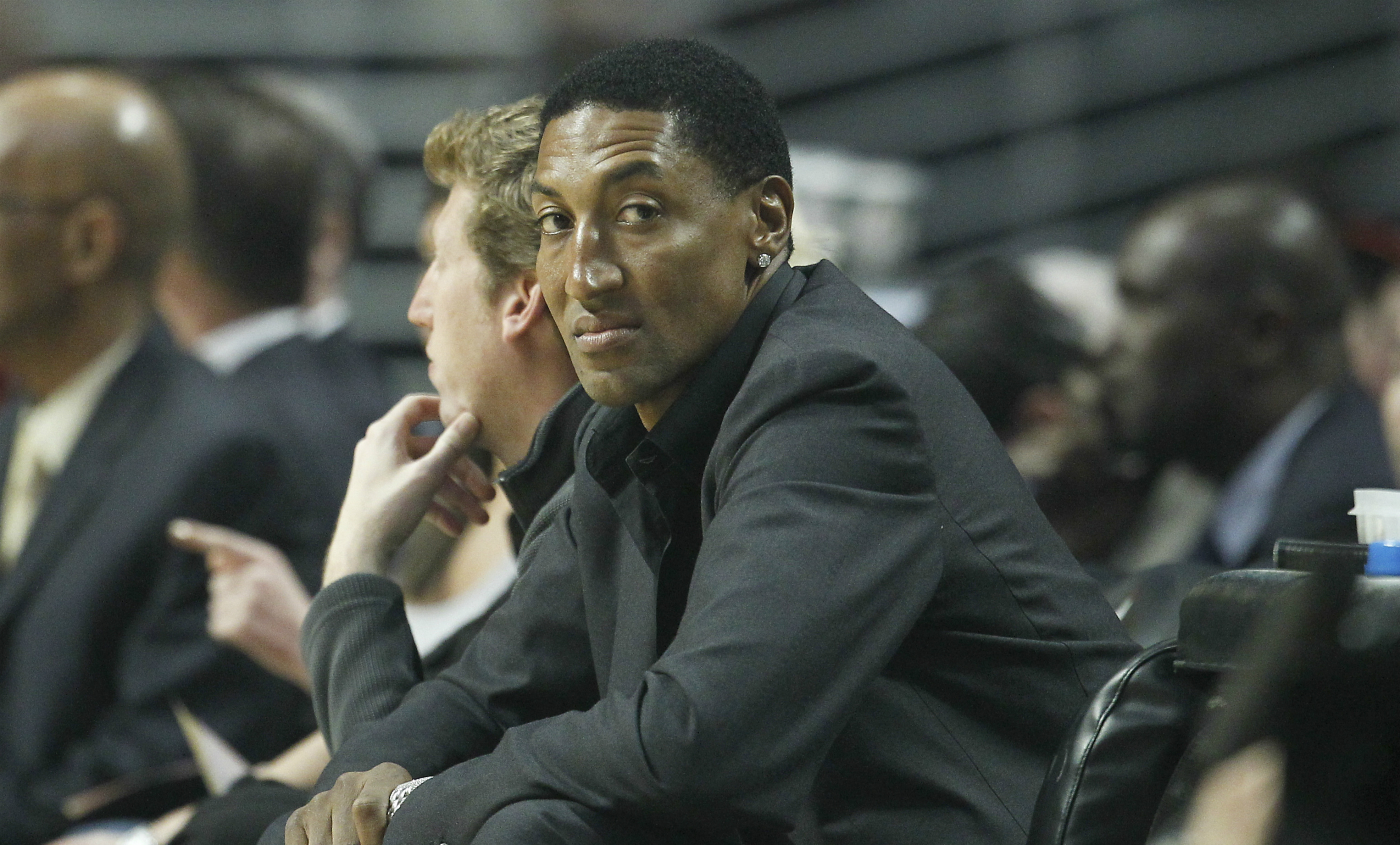 Scottie Pippen voit les Chicago Bulls 1996 détruire les Golden State Warriors...