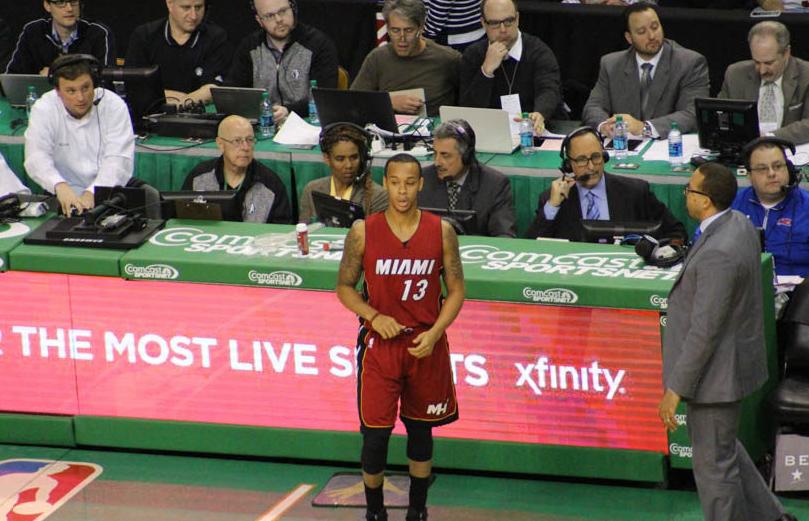 Miami envoie Shabazz Napier à Orlando