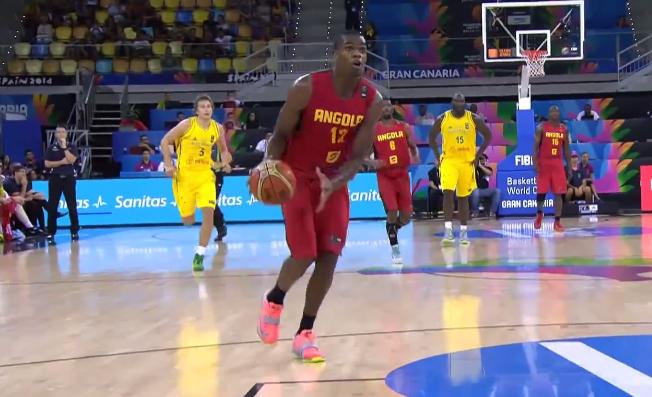 Yanick Moreira, le premier angolais à intégrer la NBA ?