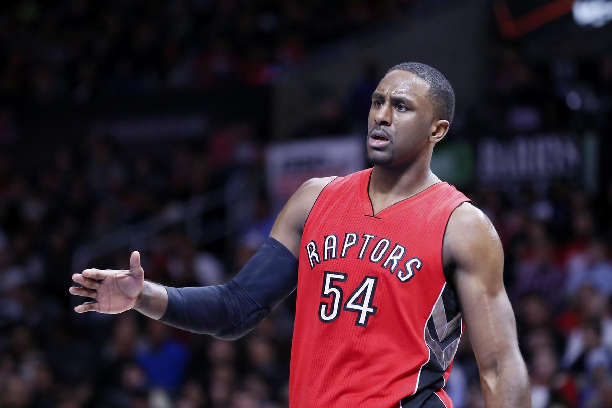 Patrick Patterson se voit comme un titulaire à Toronto