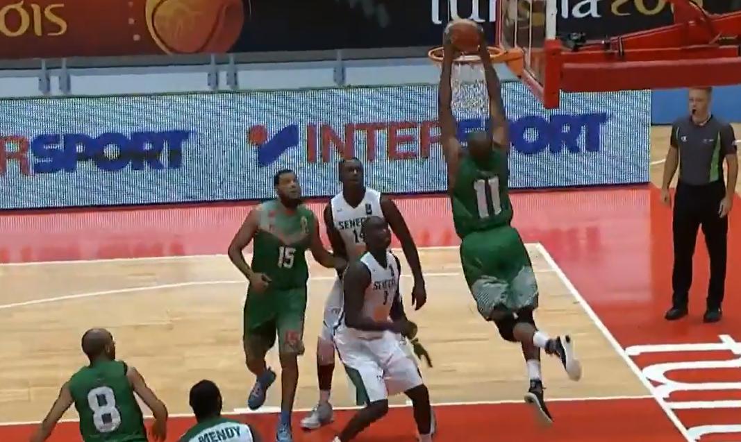 Afrobasket : bons débuts pour le Sénégal, l'Angola et l'Algérie