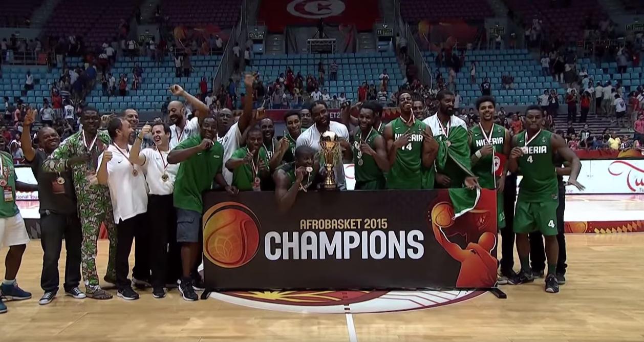 Le Nigeria remporte l'Afrobasket, la Tunisie 3e