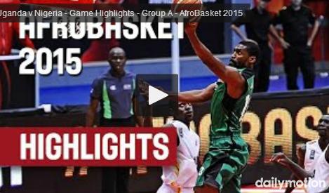 Afrobasket : Le Nigeria, la Tunisie et l'Egypte restent invaincus