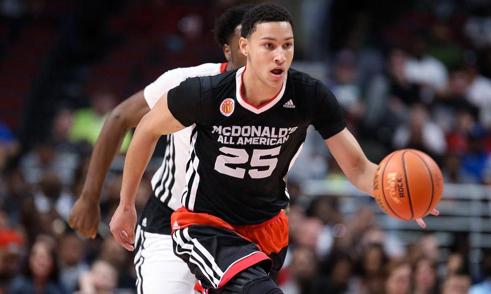 Nike et Adidas se battent pour Ben Simmons