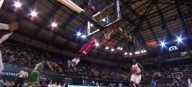 NBA Africa Game : Evan Turner et Bradley Beal font le show !