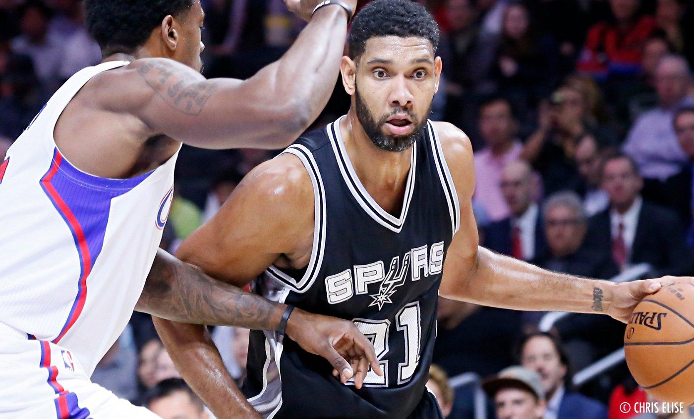 Les plus belles actions de Tim Duncan en NBA