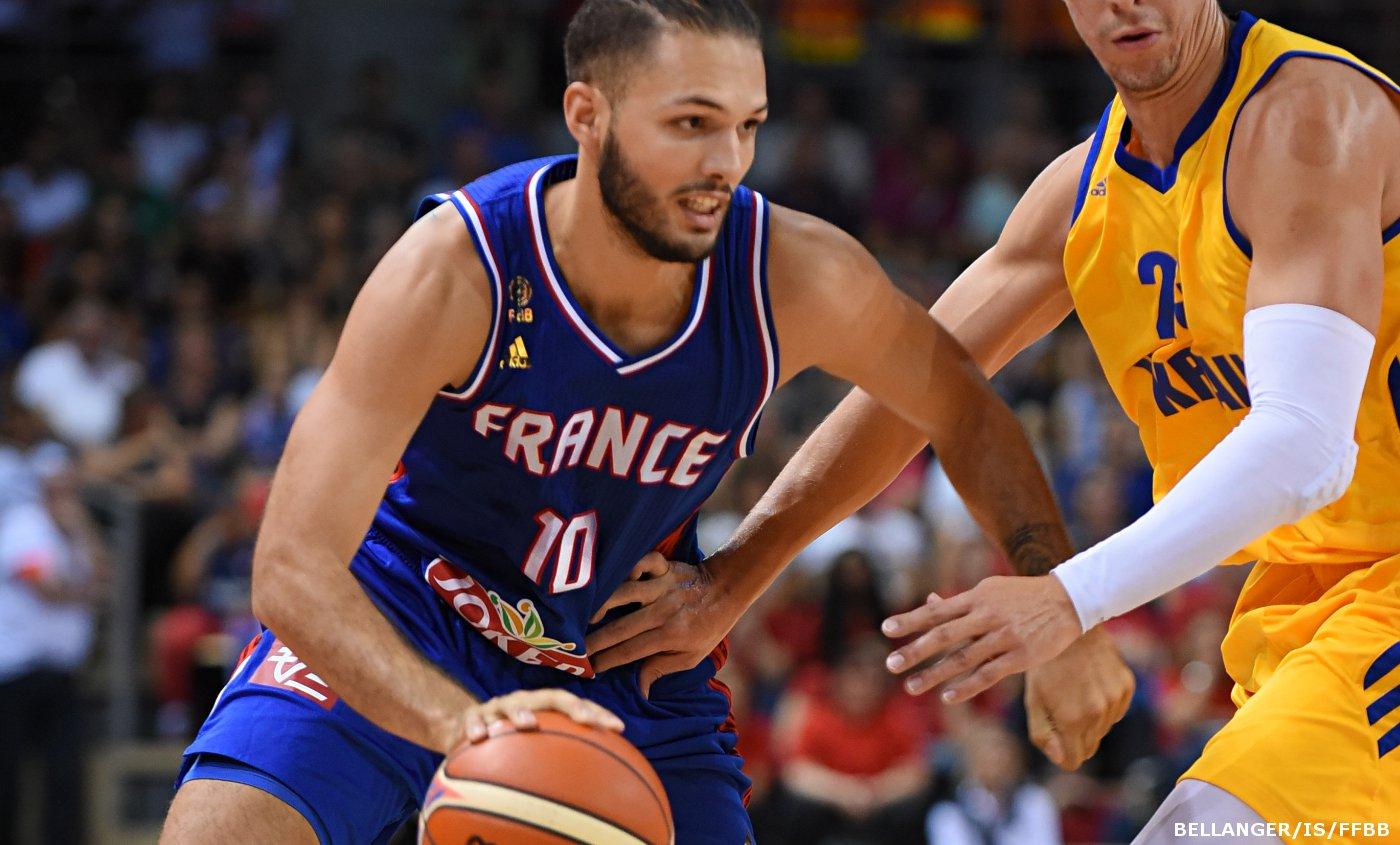 Evan Fournier annonce son retour en équipe de France