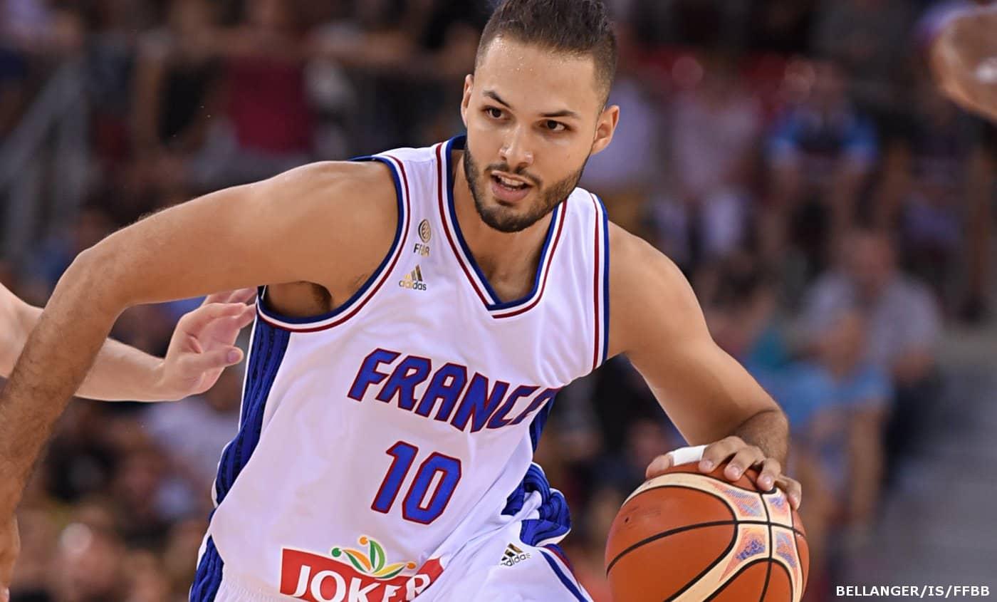 La France s'incline sur le fil contre la Serbie