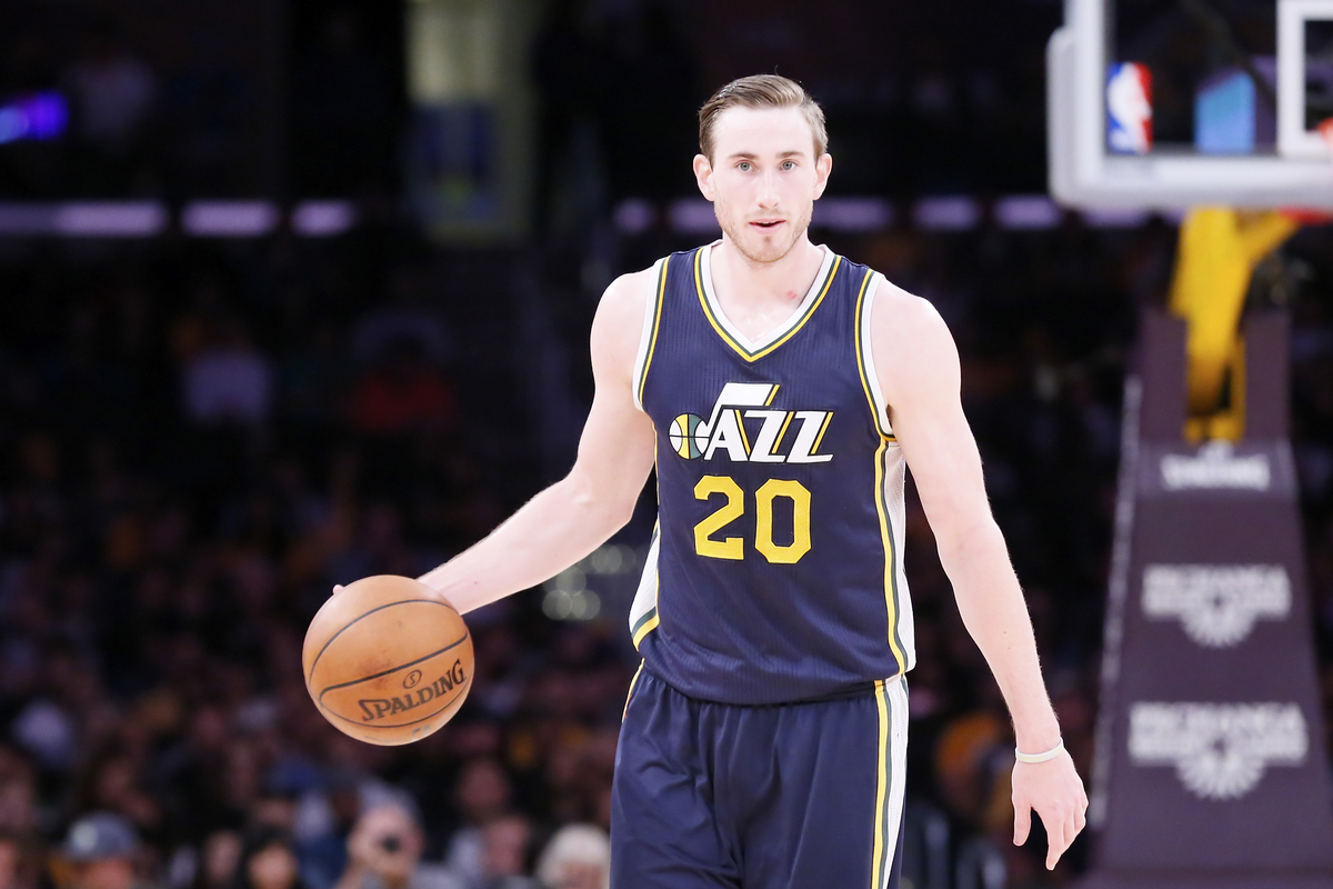 Gordon Hayward porte le Jazz contre Denver