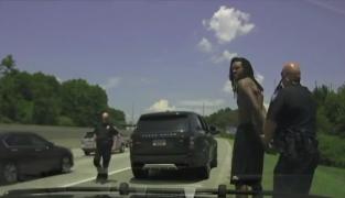 Jordan Hill arrêté pour excès de vitesse