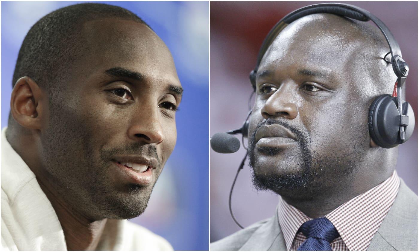 """Kobe Bryant : """"Shaquille O'Neal, le joueur le plus dominant que j'ai connu"""""""