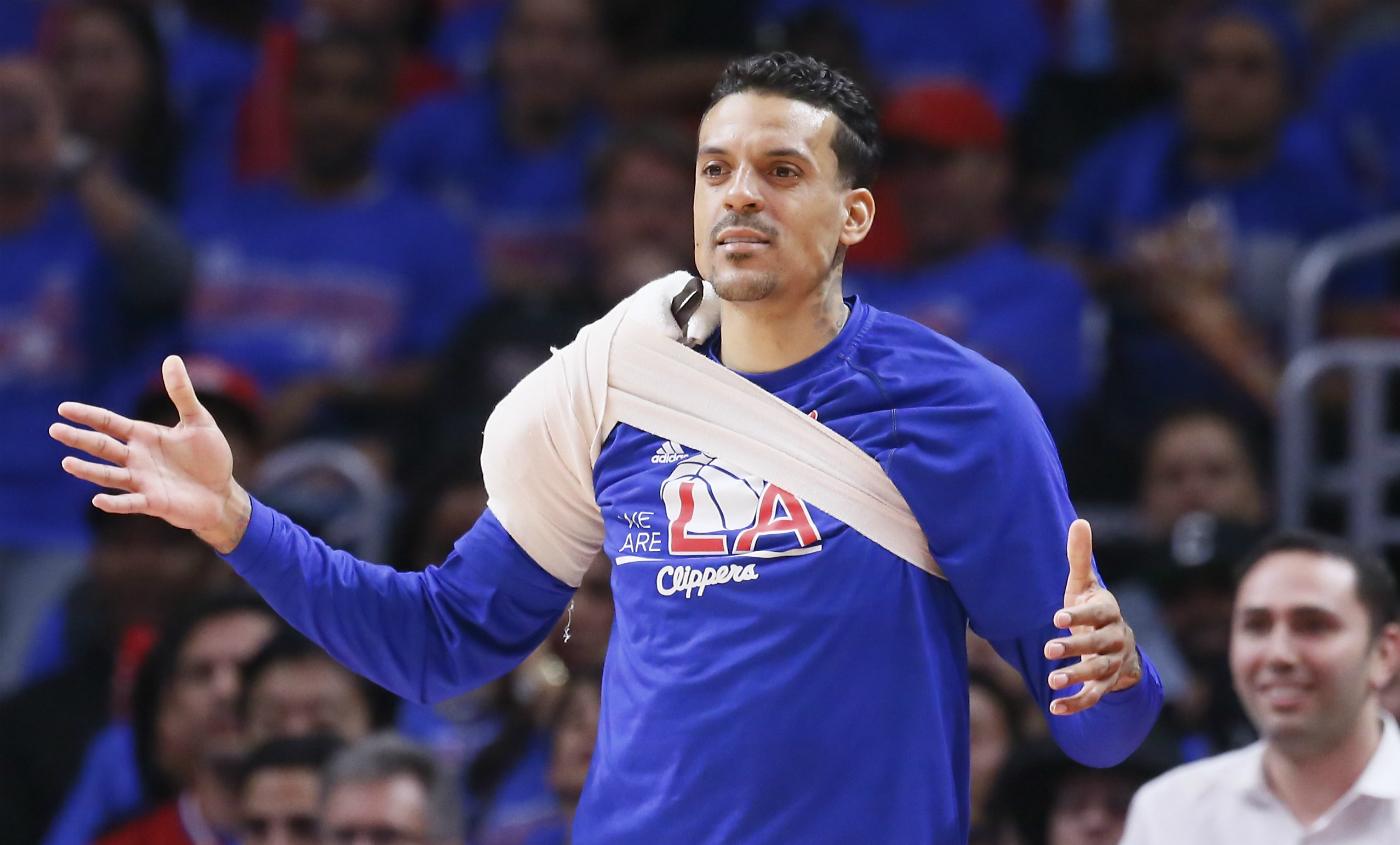 Le move qui a convaincu Matt Barnes de ne pas revenir aux Clippers cet été
