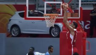 Afrobasket : Le top 5 de la 5ème journée