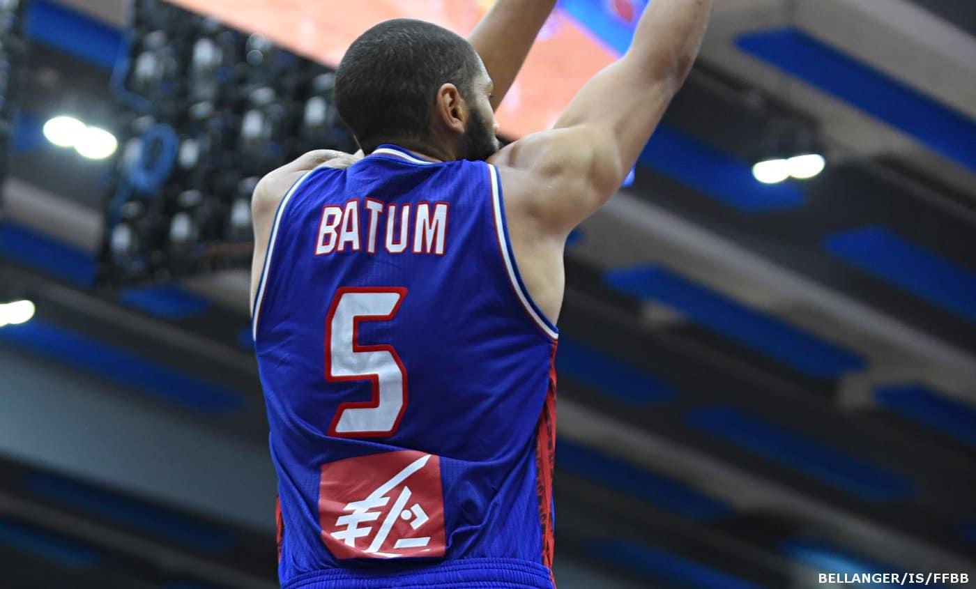 Nicolas Batum équipe de France