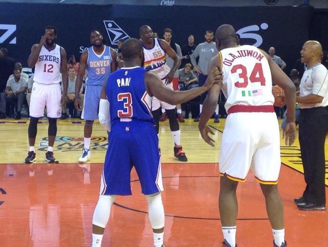 NBA Africa Game : Hakeem Olajuwon et Dikembe Mutombo en invités surprise !