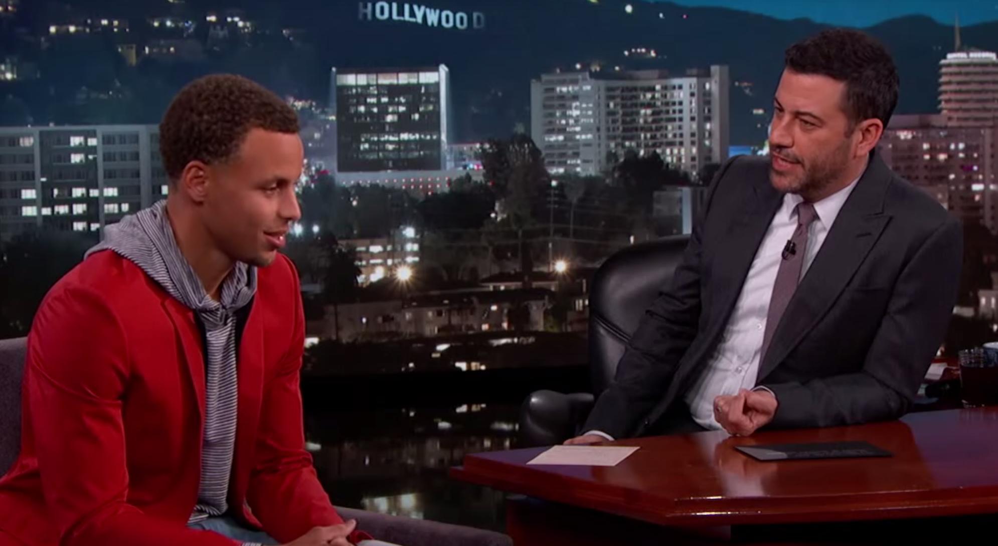 "Stephen Curry : ""Obama fait du trashtalk"""