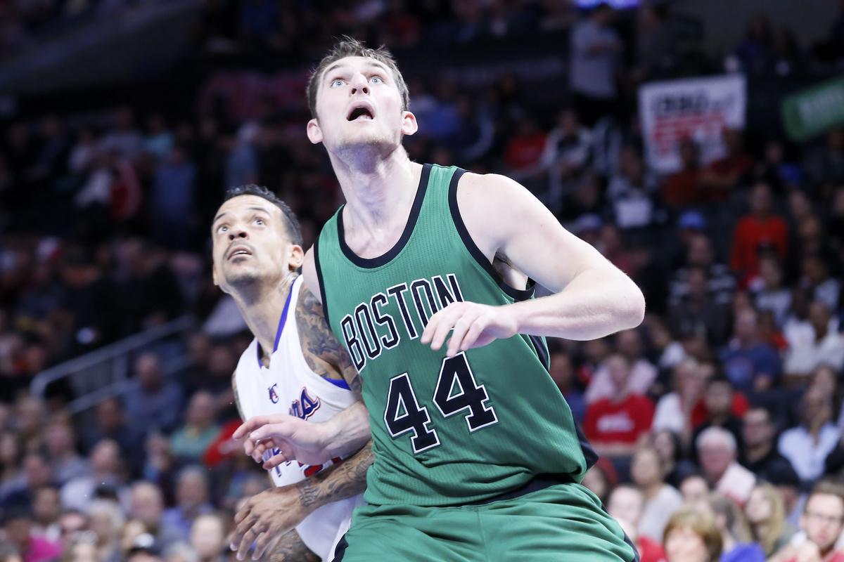 Tyler Zeller bientôt prolongé par les Boston Celtics ?