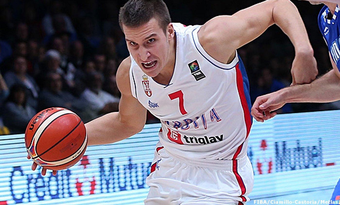 La Serbie a encore pris le dessus sur l'équipe de France