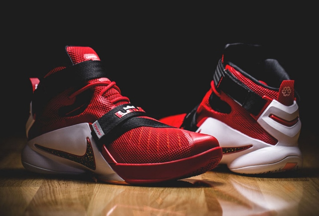 c9b386395f07f ... 50% off cavs fans will be happy with this nike lebron soldier 9 5 640434