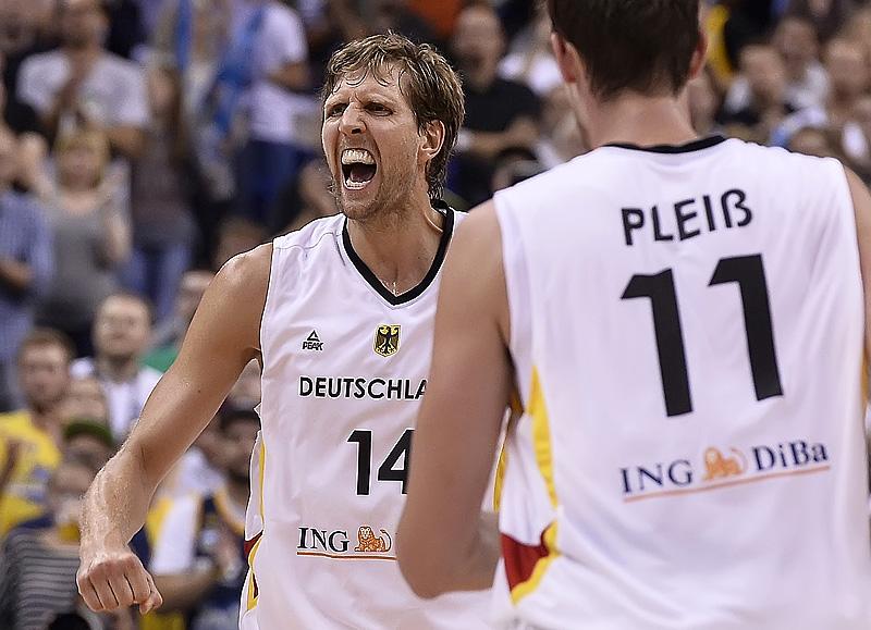 Dirk Nowitzki prend sa retraite internationale