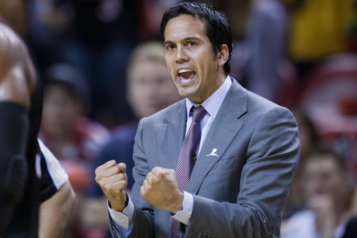 Le Miami Heat doit à nouveau changer son cinq de départ