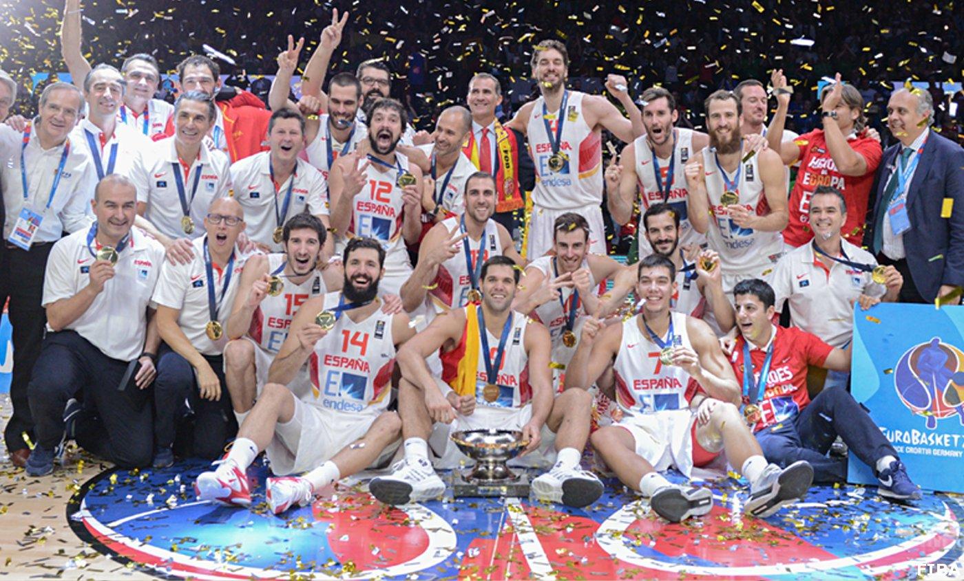 L'Espagne dévoile ses 12 pour les Jeux Olympiques
