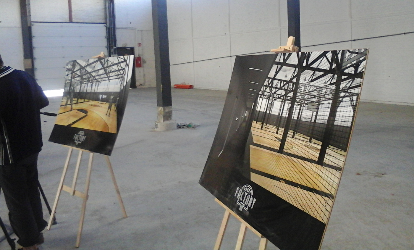 Hoops Factory : l'usine à basket