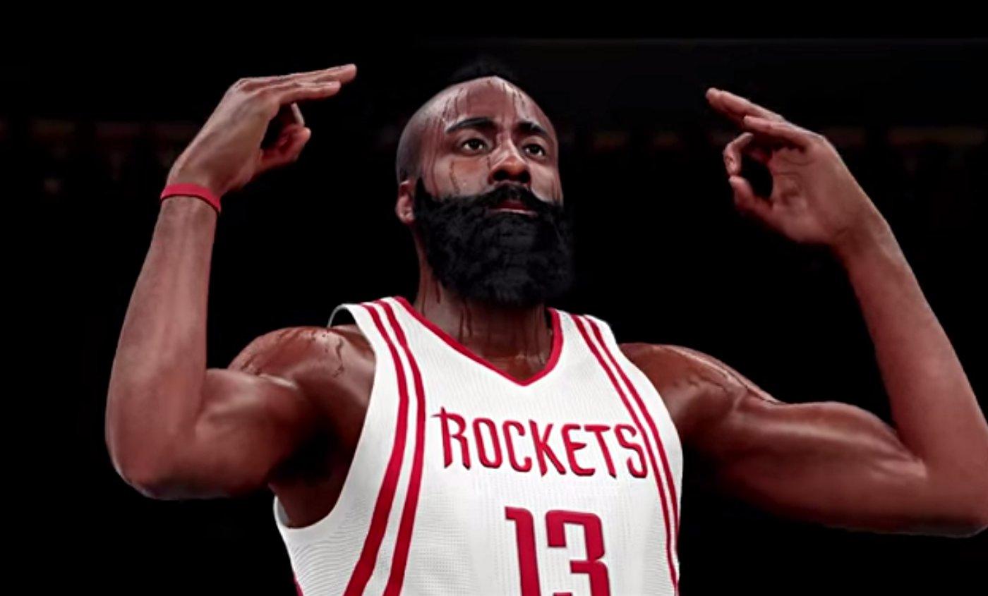 Harden, Curry et Anthony Davis à l'honneur dans le nouveau spot de NBA 2K16