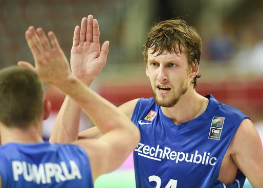 Jan Vesely République Tchèque Credit FIBA